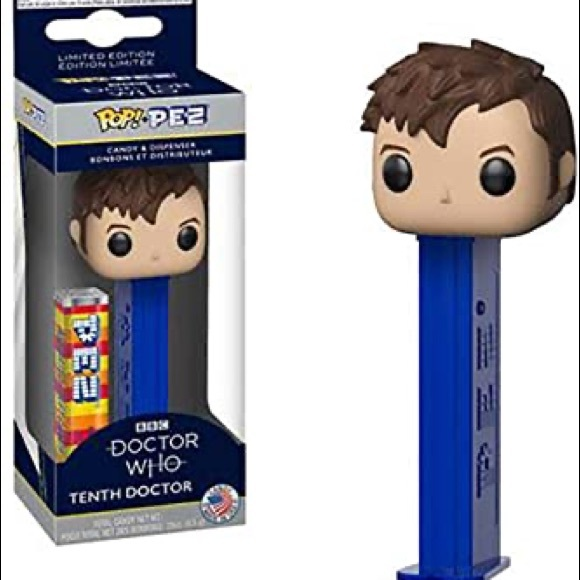 Doctor Who Pez